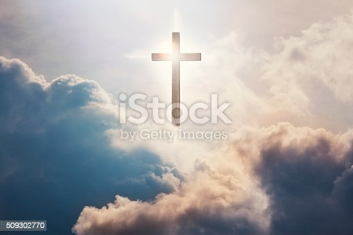 istock Cross 509302770