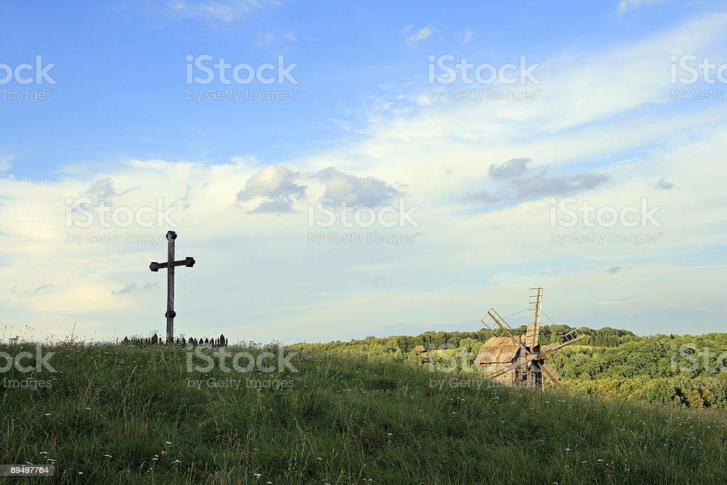 cross royalty free stockfoto