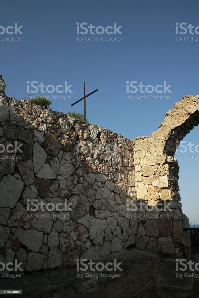 cross royalty free stockfoto