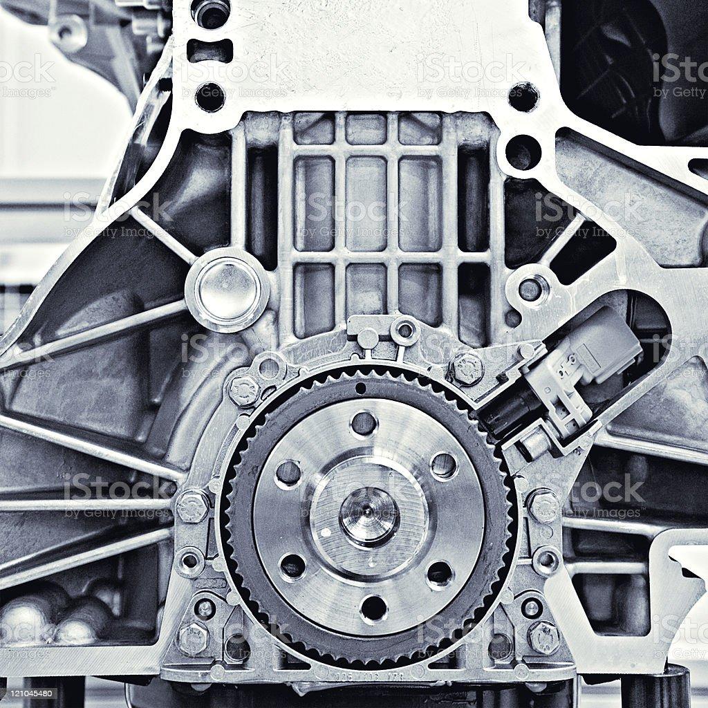 Ausrüstung In Der Automotor Stock-Fotografie und mehr Bilder von ...