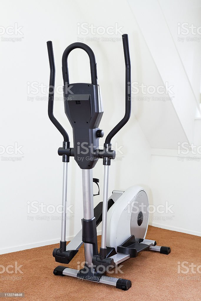 cross trainer royalty-free stock photo