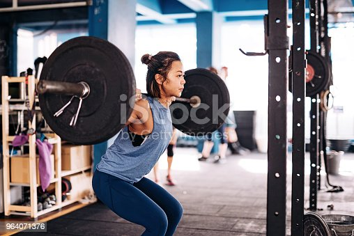 Cross training with multi ethnic people who are different in age and physical readiness. Willpower and determination push the sweat over their bodies as trainings are getting harder