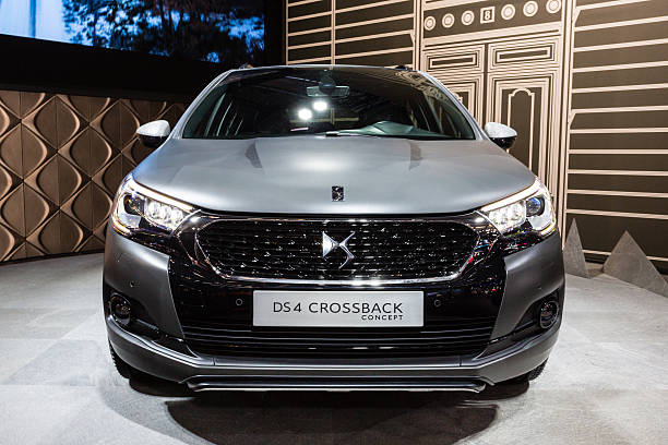 2015 DS4 Crossback Concept stock photo
