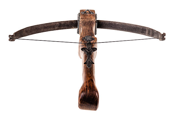 crossbow - crossbow stock pictures, royalty-free photos & images