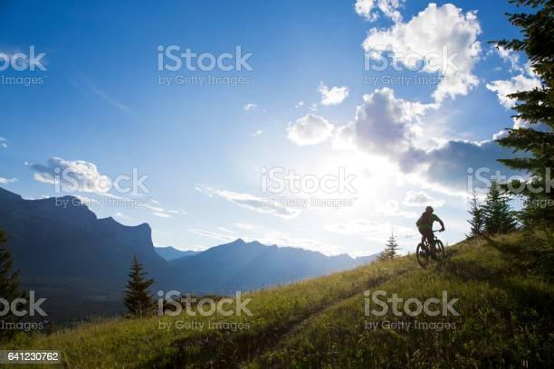 Photo of Cross-Country Mountain Bike Rider