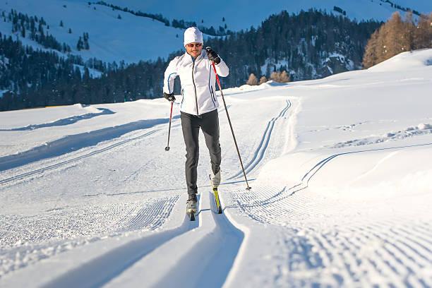 Skilanglauf-Alternative – Foto