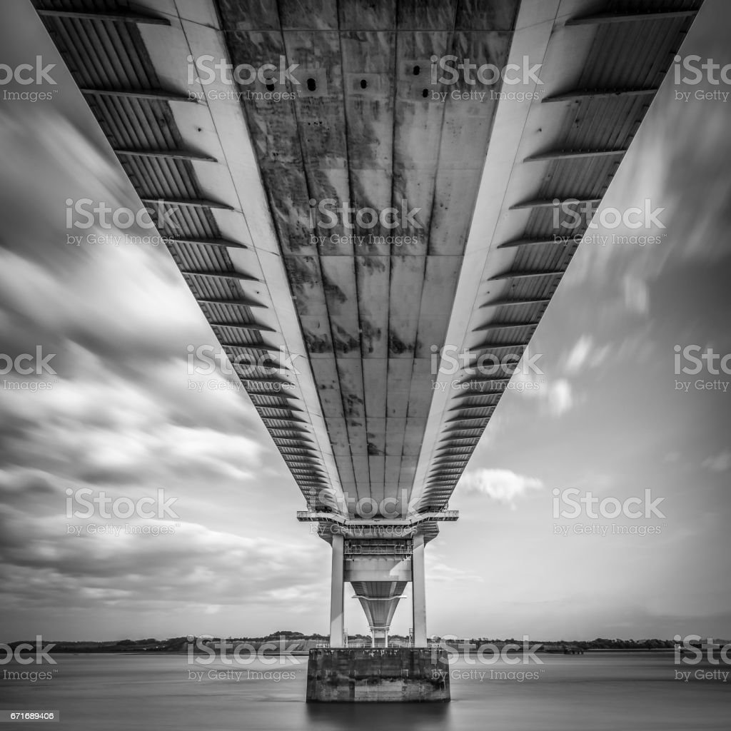 Crossing Borders stock photo