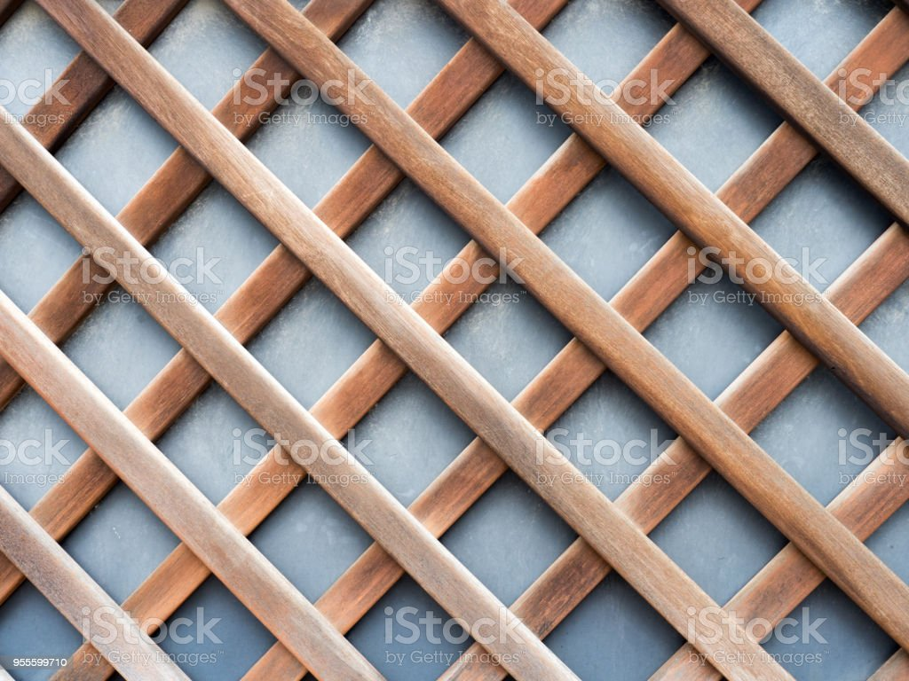 Crossing pattern stock photo