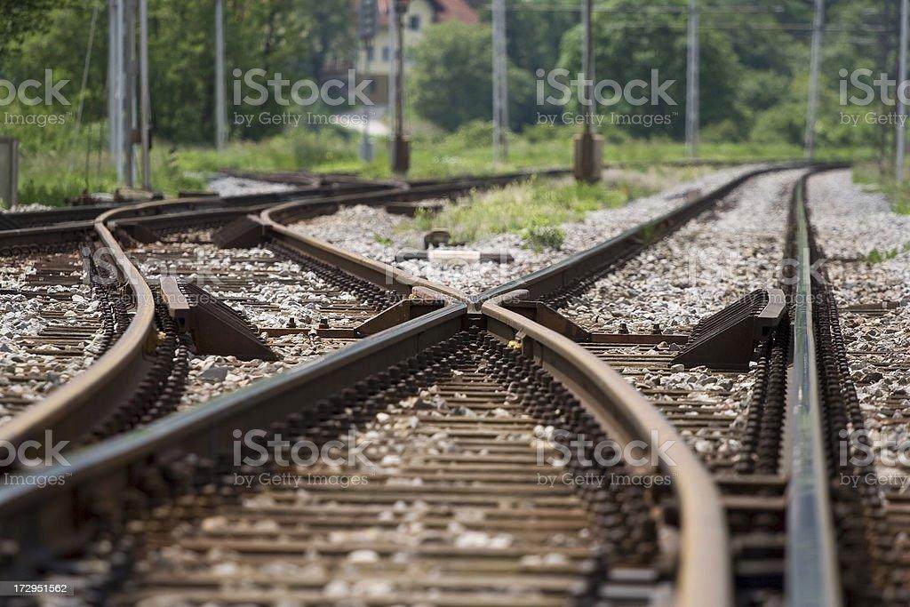 crossing stock photo