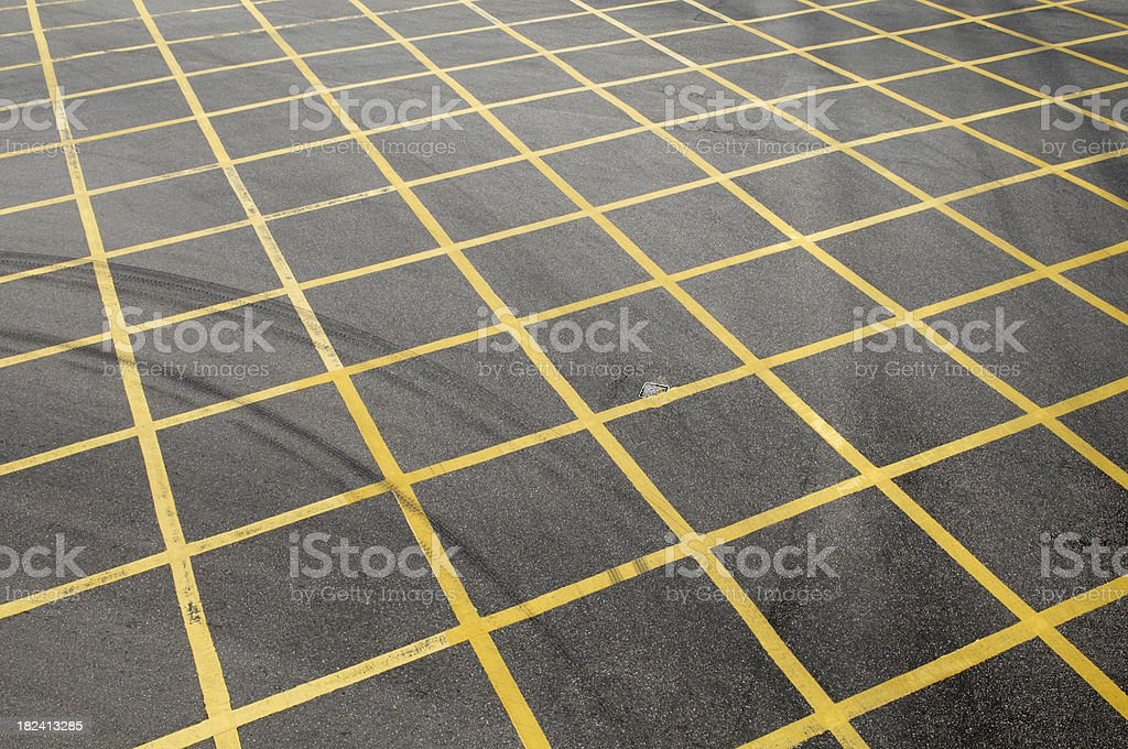Crossing royalty-free stock photo