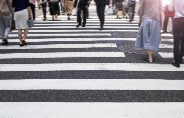fußgängerüberweg – Foto