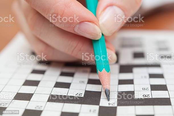 Crossword puzzle closeup picture id480097549?b=1&k=6&m=480097549&s=612x612&h=1mucoetrydcxc67oyxjgraqyavbcnpqpyj4 v7sbfos=