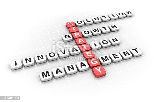 Crossword: Strategy Concept