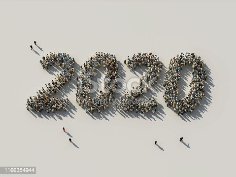 istock crowd as the 2020 numbers 1166354944