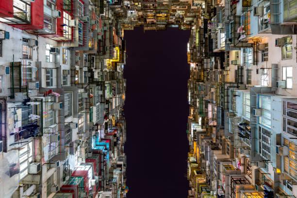 Crowded Building – zdjęcie