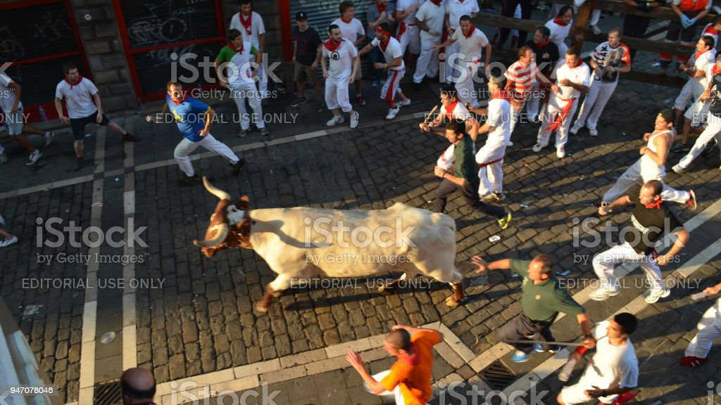 The festival of San Fermín is a week-long, historically rooted...