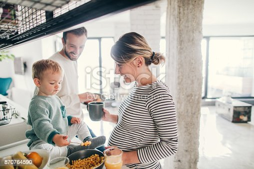 istock Crowdy in our kitchen 870764590