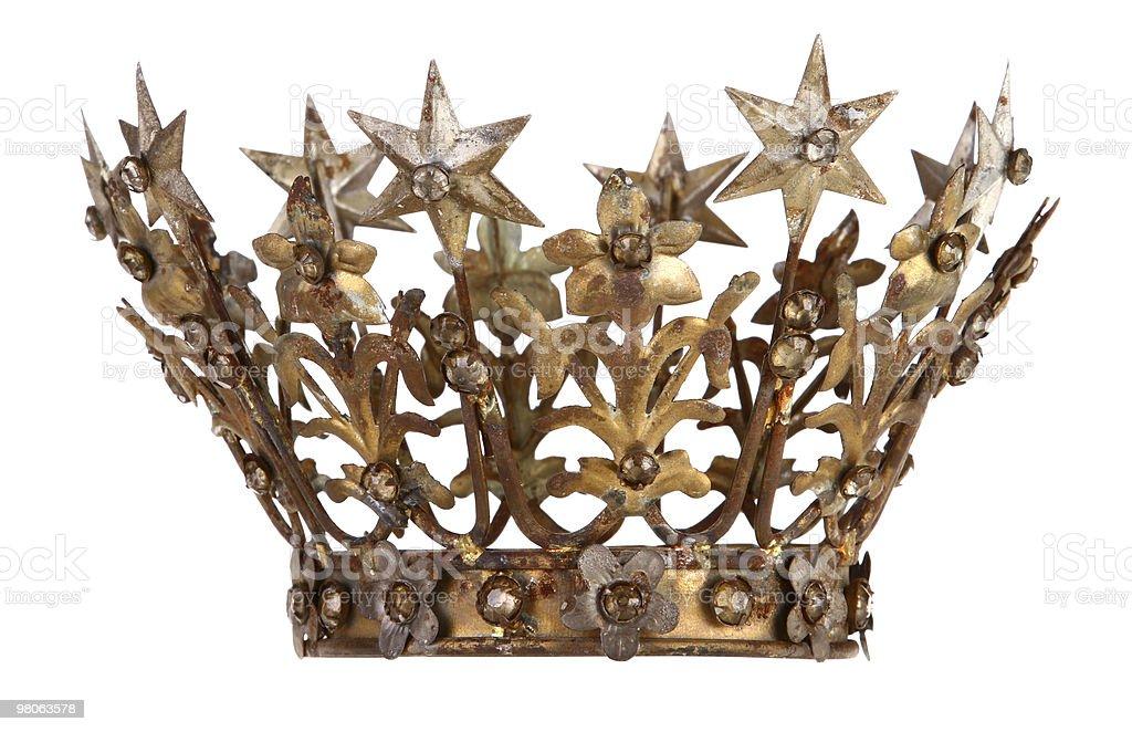 Corona reale foto stock royalty-free