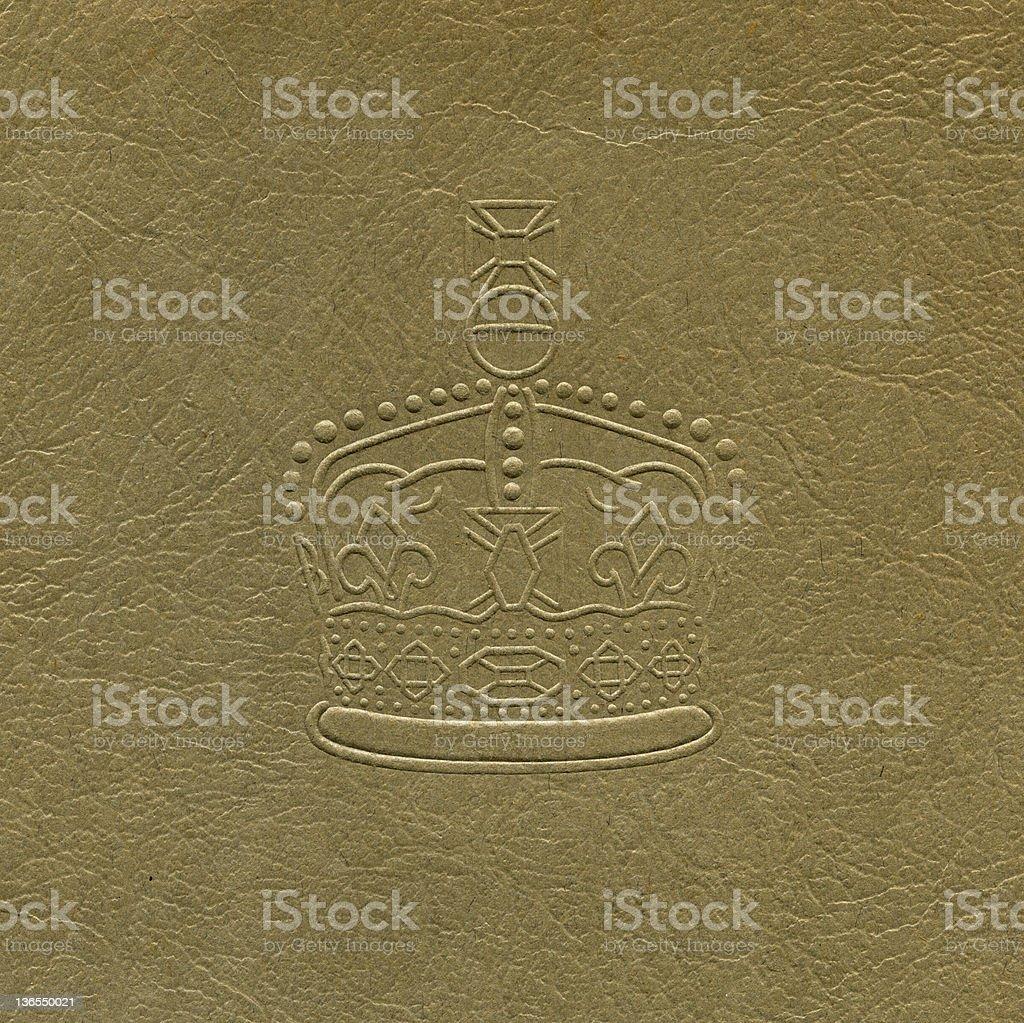 Crown xxxlarge royalty-free stock photo