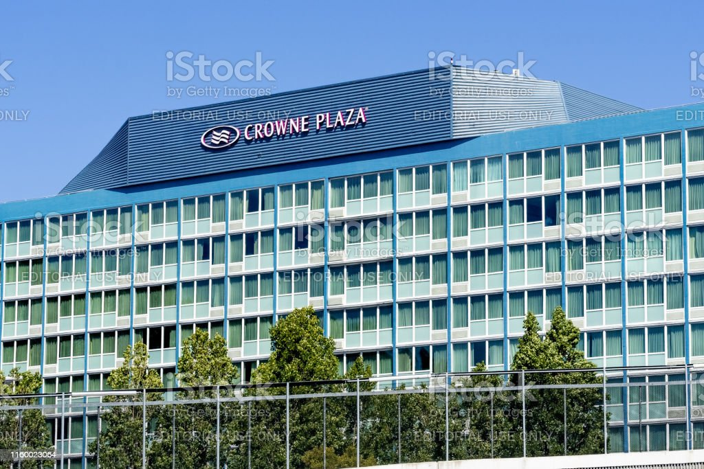 Crowne Plaza San Francisco Airport Hotel Stock Photo Download Image Now Istock