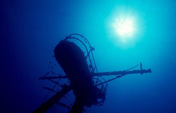 Cowsnest Der versunkene Schiff – Foto