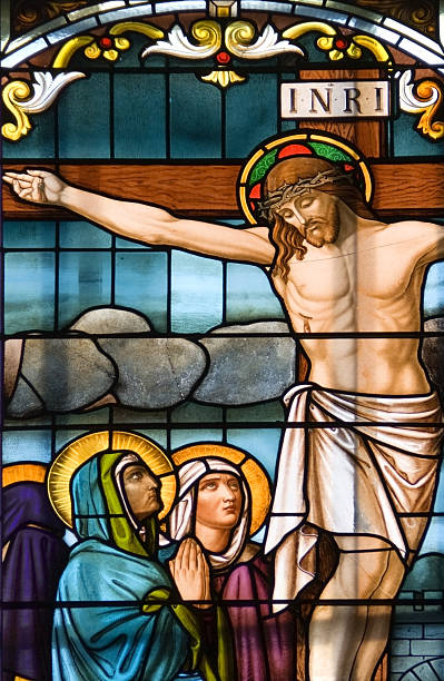 Kreuzigung von Jesus Christus – Foto