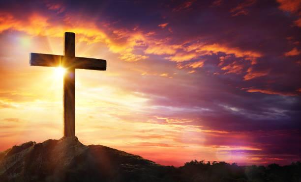 ukrzyżowanie jezusa chrystusa - bóg zdjęcia i obrazy z banku zdjęć