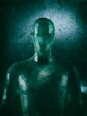 istock Crudely shaped humanoid figure 521987228