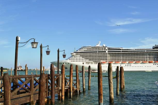 Cruise liner MSC