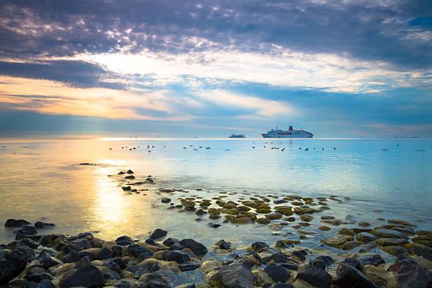 Kreuzfahrt über die Nordsee – Foto