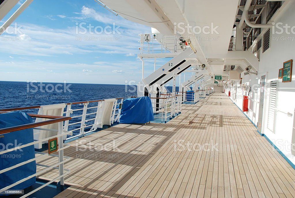 cruise ship royalty-free stock photo