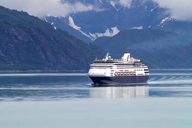 cruise ship - gemi seyahatı stok fotoğraflar ve resimler