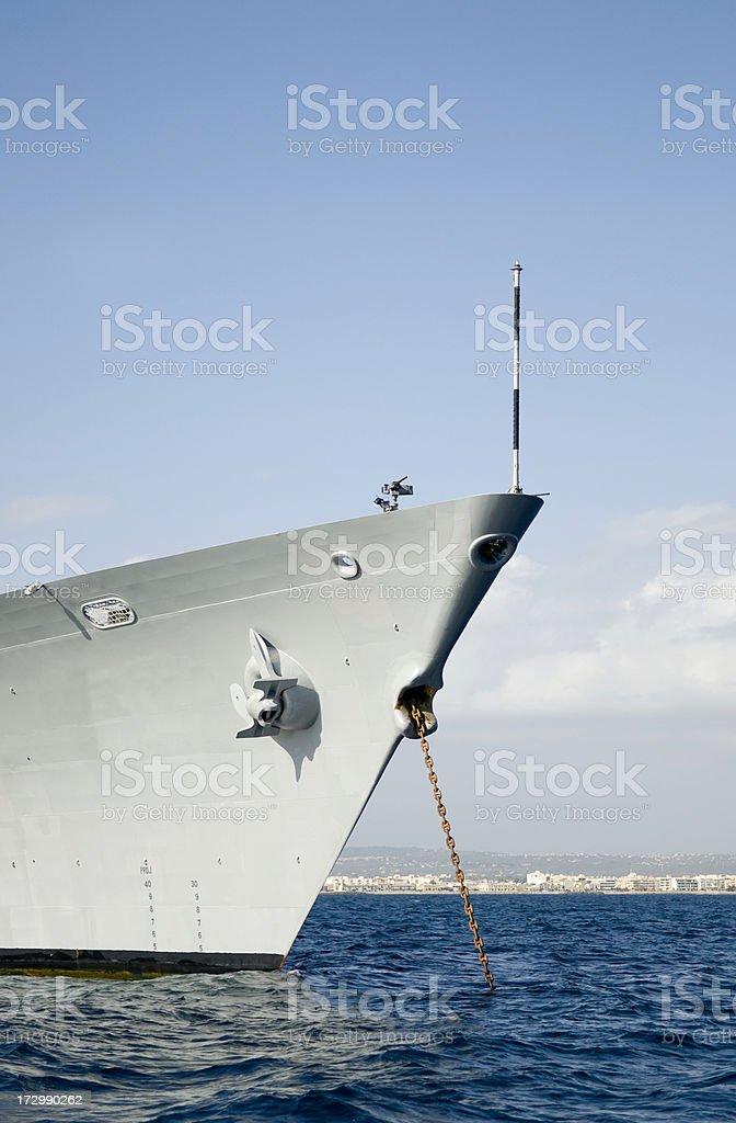 Cruiser royalty-free stock photo