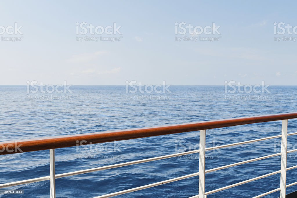 Cruising stock photo