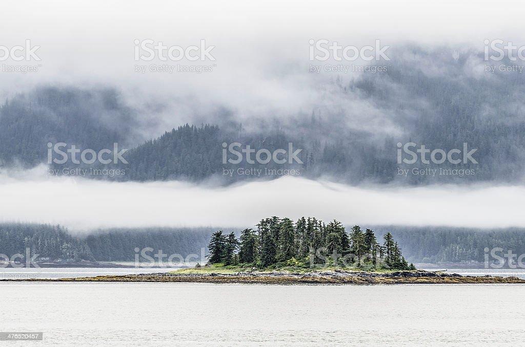 Cruising Queen Charlotte Islands, Canada  #3 stock photo