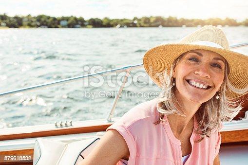 879618770 istock photo Cruising through summer 879618532