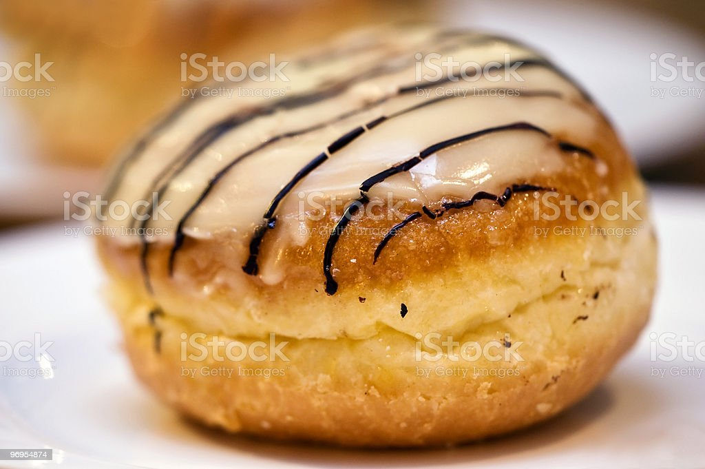 cruller royalty-free stock photo