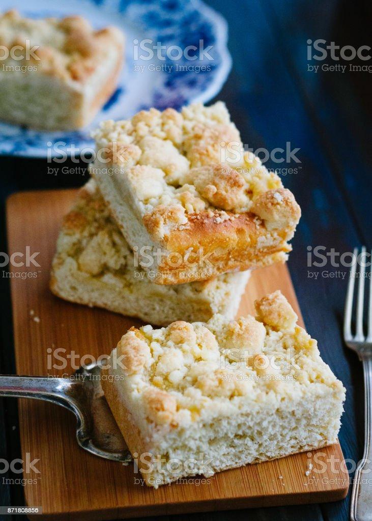 Krümel Kuchen – Foto