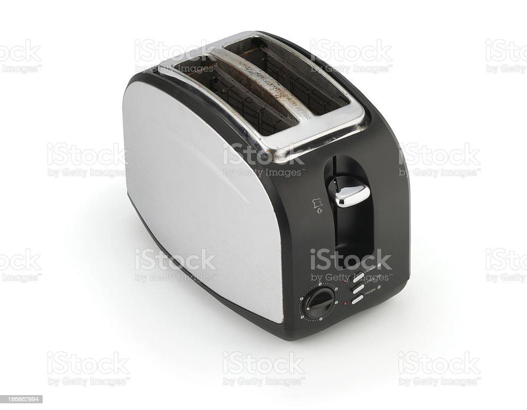 Crumpet toaster stock photo
