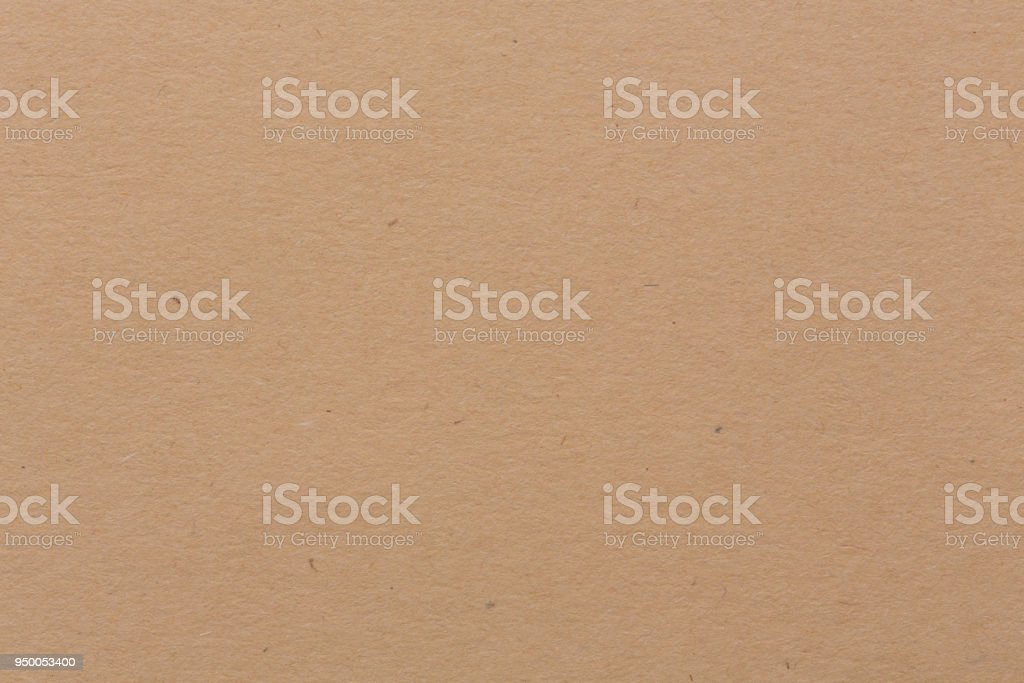 Crumpled art plain paper craft texture for backgrounds in vintag stock photo
