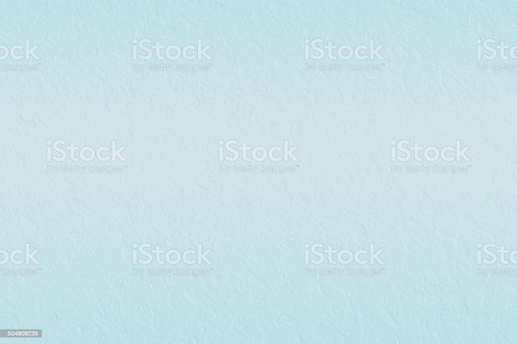 Crumpled light Blue paper background stock photo
