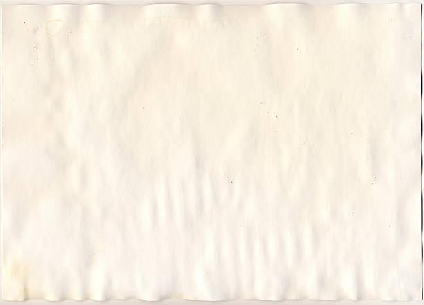 crumpled paper - islak stok fotoğraflar ve resimler