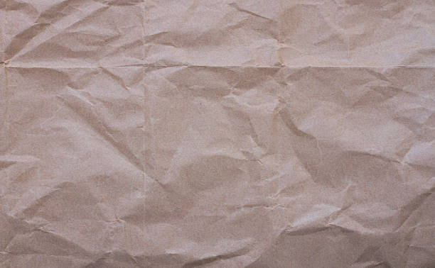pognieciony papier. - wood texture zdjęcia i obrazy z banku zdjęć