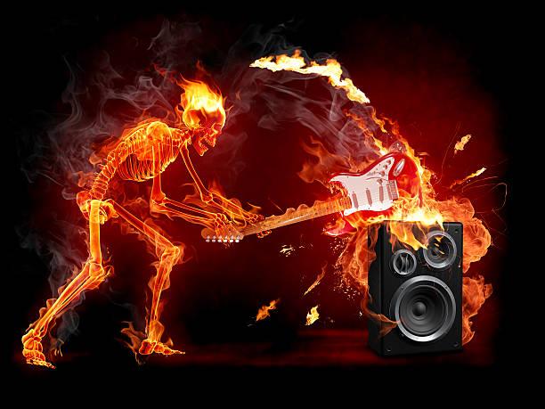 crush guitar - broken guitar stock photos and pictures