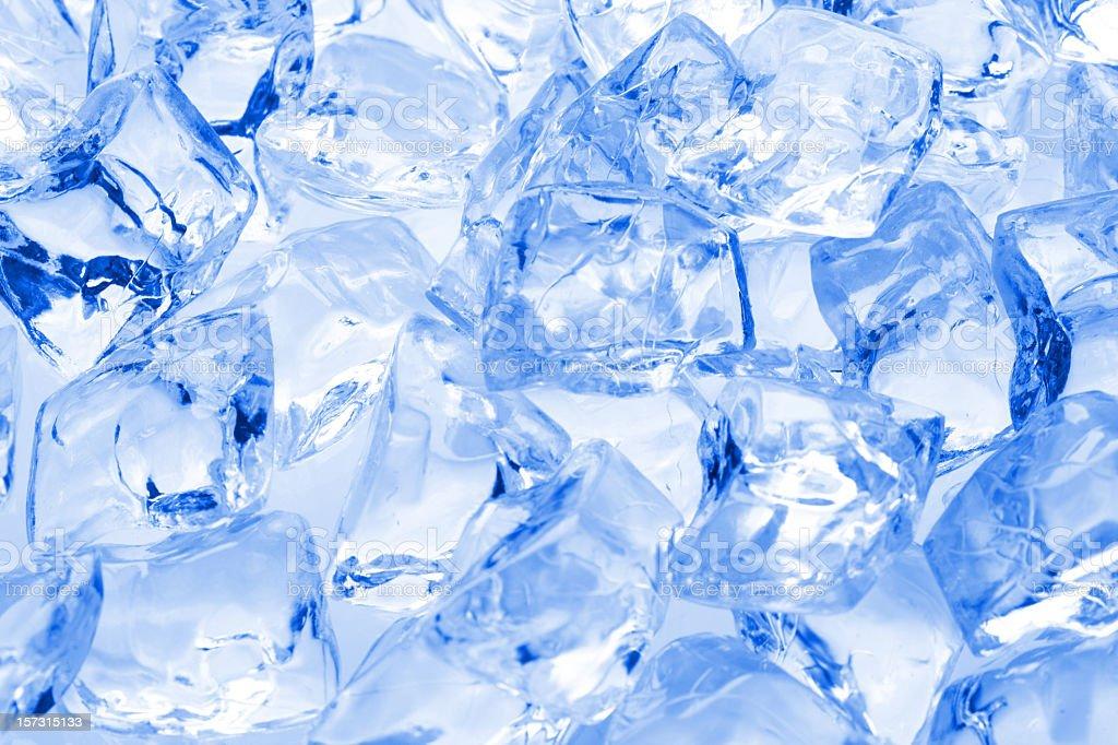 crushed ice royalty-free stock photo