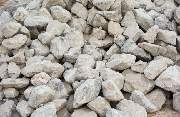 crushed stone background. stone for wave protection crushed stone background. stone for wave protection crushed stock pictures, royalty-free photos & images