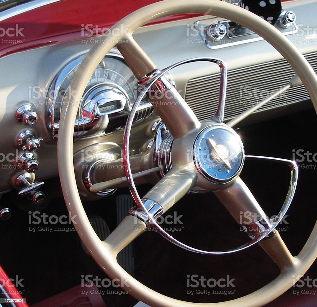 Cruze Control royalty-free stock photo