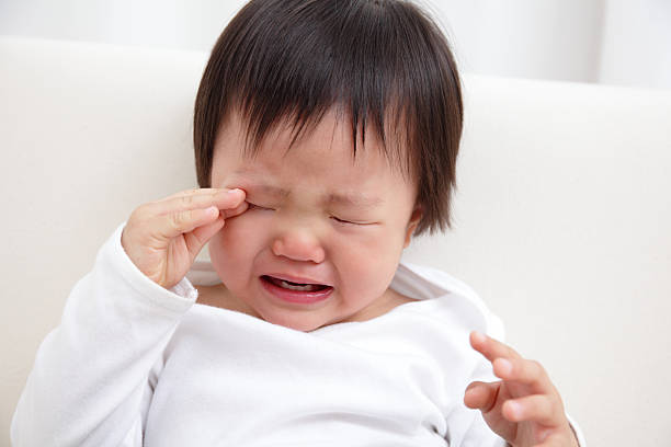 crying baby – Foto