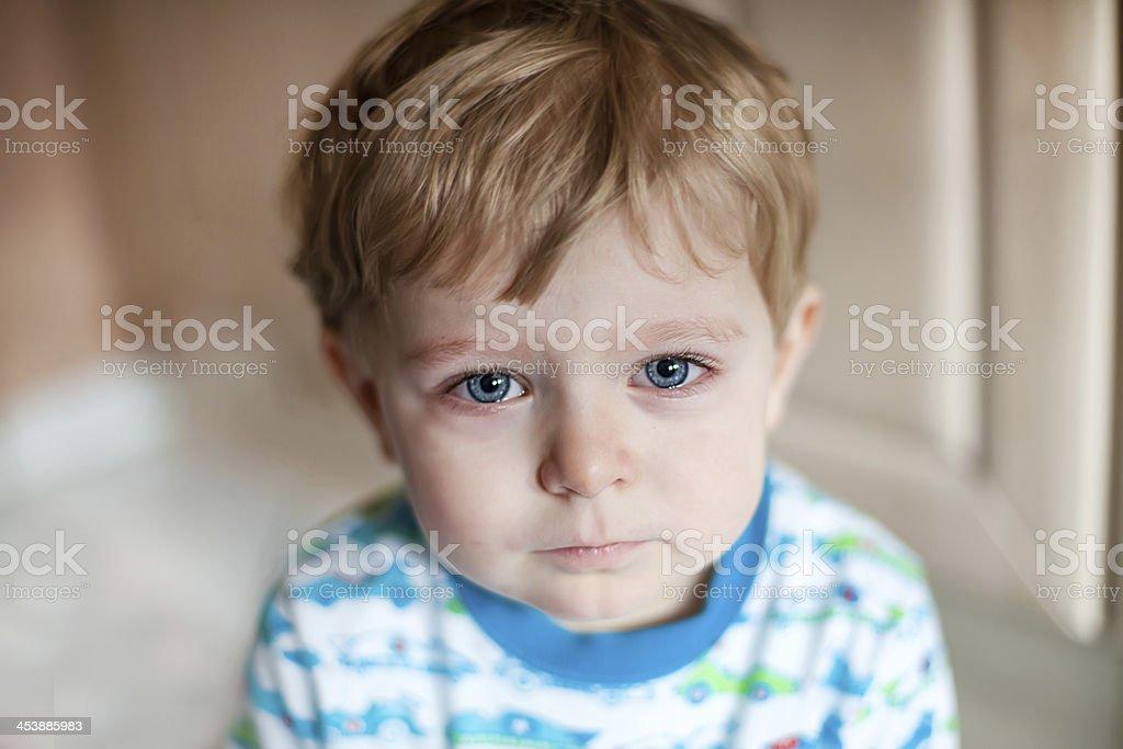 Crying Kleinkinder – Jungen – Foto