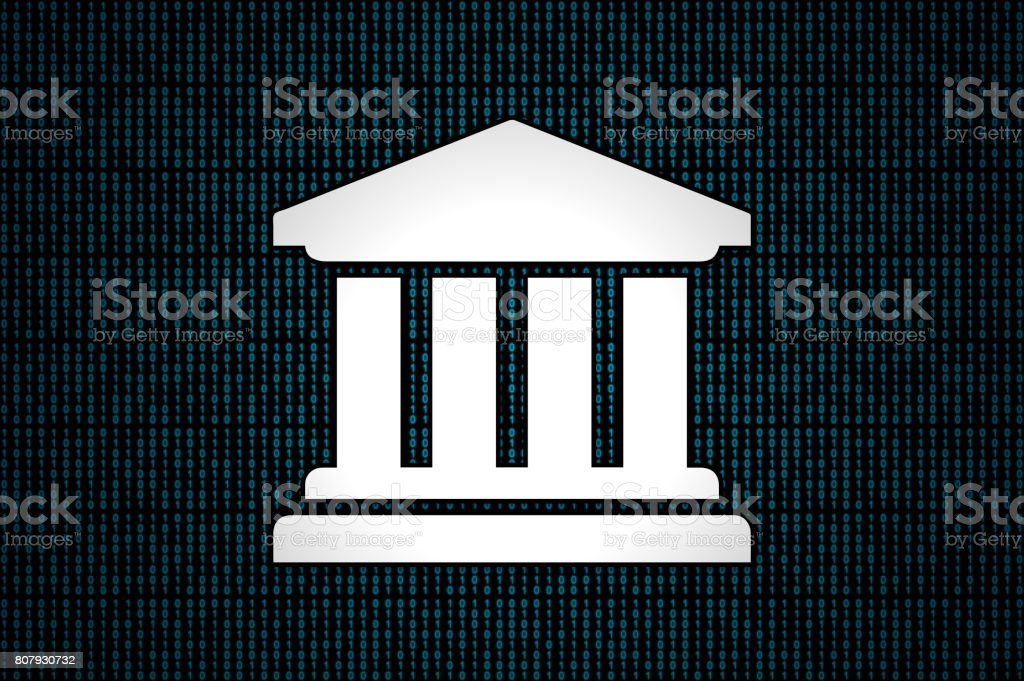 Cryptocurrency stock photo
